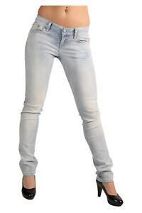 Women's Clothing Other Women's Clothing Ingenious Ltb 50045-3868 Aspen Stretch Slim Jeans Elina Un Damaged Wash Attractive Appearance