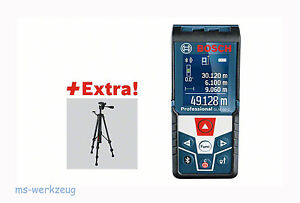 Bosch glm c laser entfernungsmesser mit schutztasche stativ