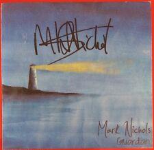 MARK NICHOLS GUARDIAN CD SIGNED