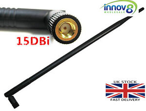 High-quality-Antenna-HIGH-GAIN-Wireless-Enhancer-15DBi-Aerial-WiFi-UK