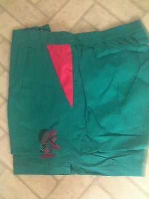 Pantaloncini Da Tennis Vintage-stile Molto Corto-taglia Media Ideale Costume-