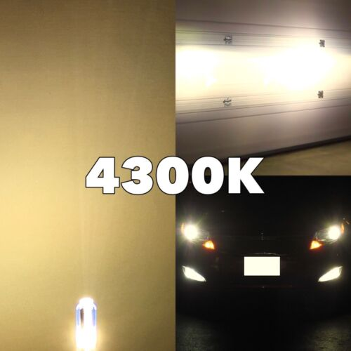 LOW BEAMS H11 35W X3 AC CANBUS HID Xenon No Error Slim KIT 06-15 FOR IS250 IS350