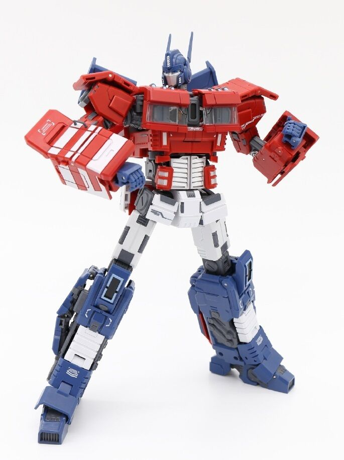 Neue transformatoren g-creation gdw-01 idw optimus prime ultra maxmas neu