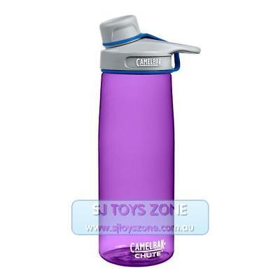 CamelBak BPA Free Chute Water Bottle 0.75L Brian Indigo Sports Water Bottle