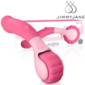 Jimmyjane - Evoke Vibrating Massage Wheel Sol-O Ruota Massaggiante Vibrante
