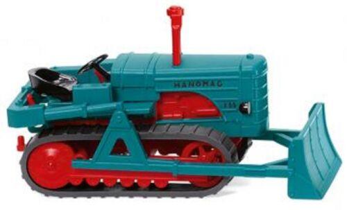 1: 87 tractores Hanomag K55 azul Viking 084437 /_NEU//OVP