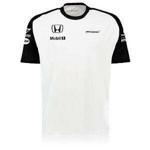"""Official McLaren Honda Men's Official Team T-Shirt 2015, Size: XXL (48/50"""")"""