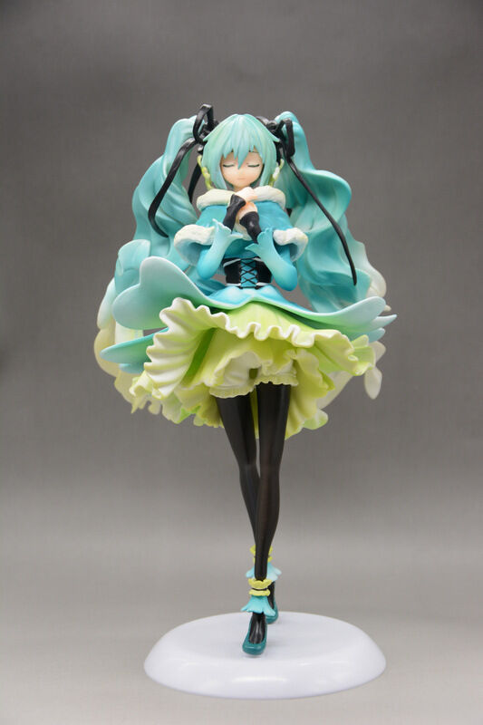 Hatsune miku Snow-in-Summer Miku pvc figure collection figures gift toys new