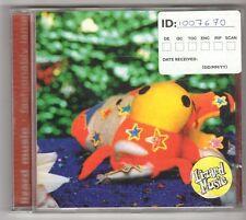 (GL663) Lizard Music, Fashionably Lame - 1995 CD