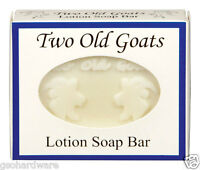 Two Old Goats Lotion Soap Bar 4oz