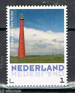 Persoonlijke-Postzegel-3013-Vuurtoren-Lange-Jaap-Den-Helder-Lighthouse
