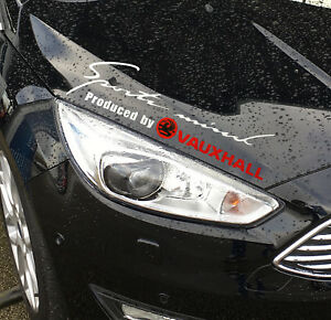 New-Headlight-Eyebrow-Car-Stickers-Decals-Graphics-Vinyl-For-Vauxhall-white