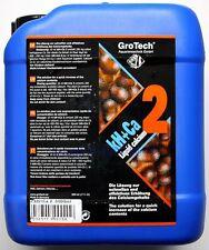 GroTech kH+Ca 2 Calcium 5000ml Gro Tech  11,80€/L
