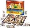 Jeu de société Labyrinthe - Boîte dorée -  Chasse aux trésors - Ravensburger