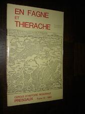 EN FAGNE ET THIERACHE - Tome VI - 1969 - Presgaux Belgique