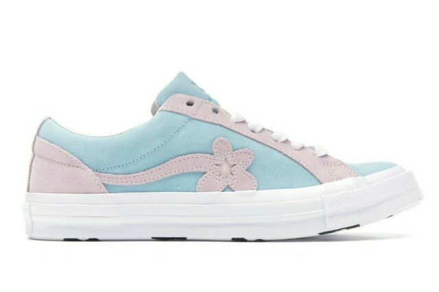 Converse Golf Le Fleur Ox Plume Pink Marshmellow White 10 5 One Star Blue Two For Sale Online Ebay