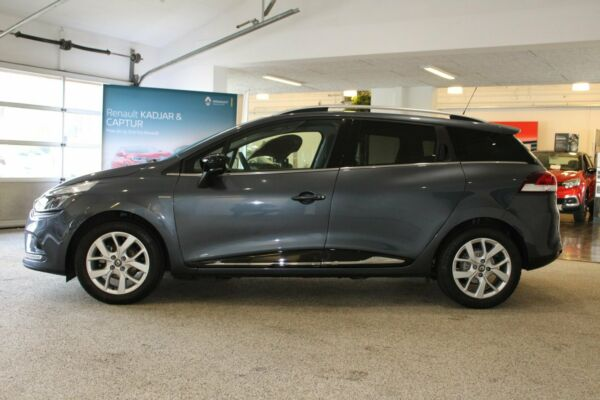Renault Clio IV 0,9 TCe 90 Limited ST - billede 1