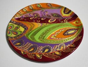 Details about Home decor, wall decor, decorative plate, painting plates,  plastic wall plate
