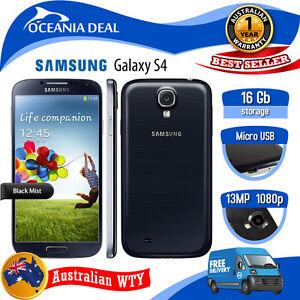 [NEW SEALED BOX] SAMSUNG GALAXY S4 i9515 i9505 4G LTE ...