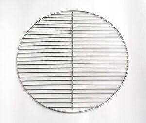 44 5 cm lebensmittelecht edelstahl grillgitter grillrost rund grill weber 47 ebay. Black Bedroom Furniture Sets. Home Design Ideas