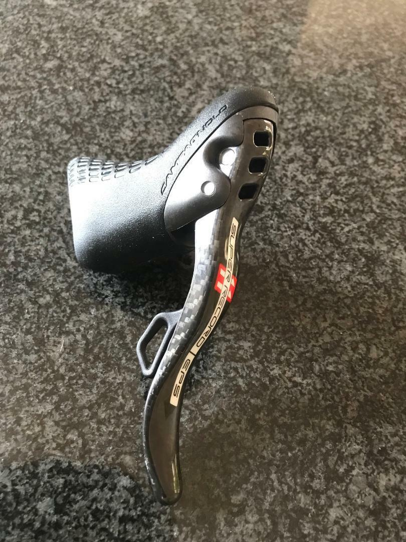 New Campagnolo Super Record EPS 11 speed rear shifter right hand side COMPLETE