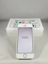 Apple iPhone 5S - 16GB - Silver - (A1533) - cricket  4G LTE US