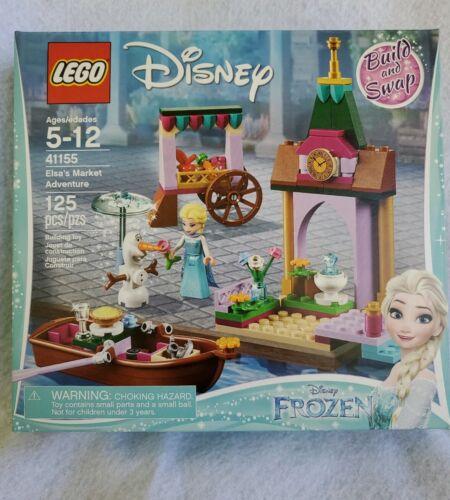 NEW! LEGO Disney FROZEN Elsa/'s Market Adventure