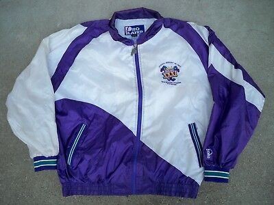 Sports Mem, Cards & Fan Shop Collection Here Vintage 90's Pro Player Super Bowl Xxxi Souvenir Windbreaker Mens Jacket Coat Xl Sale Price