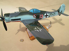 Foke Wulf Fw - 190  D-9 Die Rote 13 Jagdflugzeug 1944 /1:24 / Avion / YAKAiR
