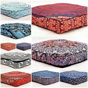 Indian Floor Cushions Wholesale - The Ground Beneath Her Feet