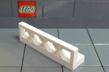 Shopping! Lego 2x Fence Barrier 1x4x1 Red 3633 FREE Shipping on