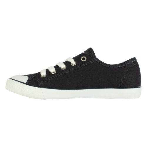 Polo Ralph Lauren Little Kid and Jr Carlisle Black 991734 Lace Up Sneaker