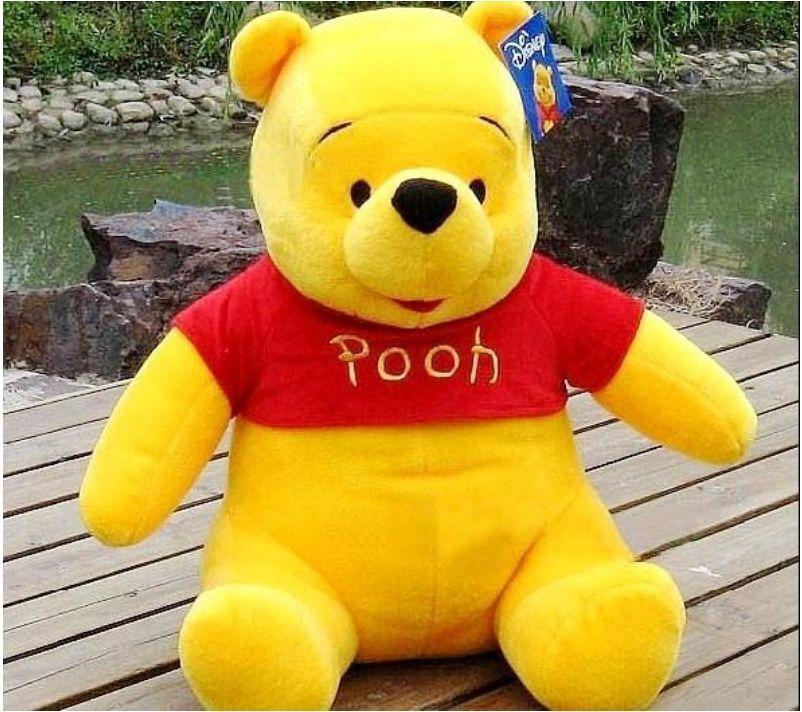 Nuovo 39''100cm Giant Hung Big  Plush Winnie Pooh Bear teddy bear soft Toys Doll
