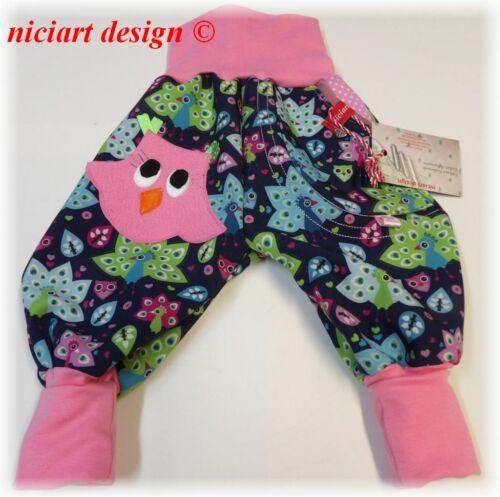 ♥ Buddelhose ♥ ARMEE Hibou Niciart ♥ Designer Softshell Pantalon bouffant ♥ 50 à 134