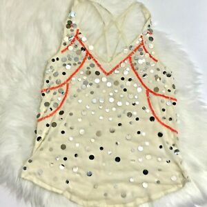 Ecote-Shine-Tank-Top-Cami-Sz-Small-Urban-Outfitters