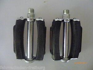 mit 1//2 gewinde marke union 1 paar neue  aluminium BMX bärentatzen pedale