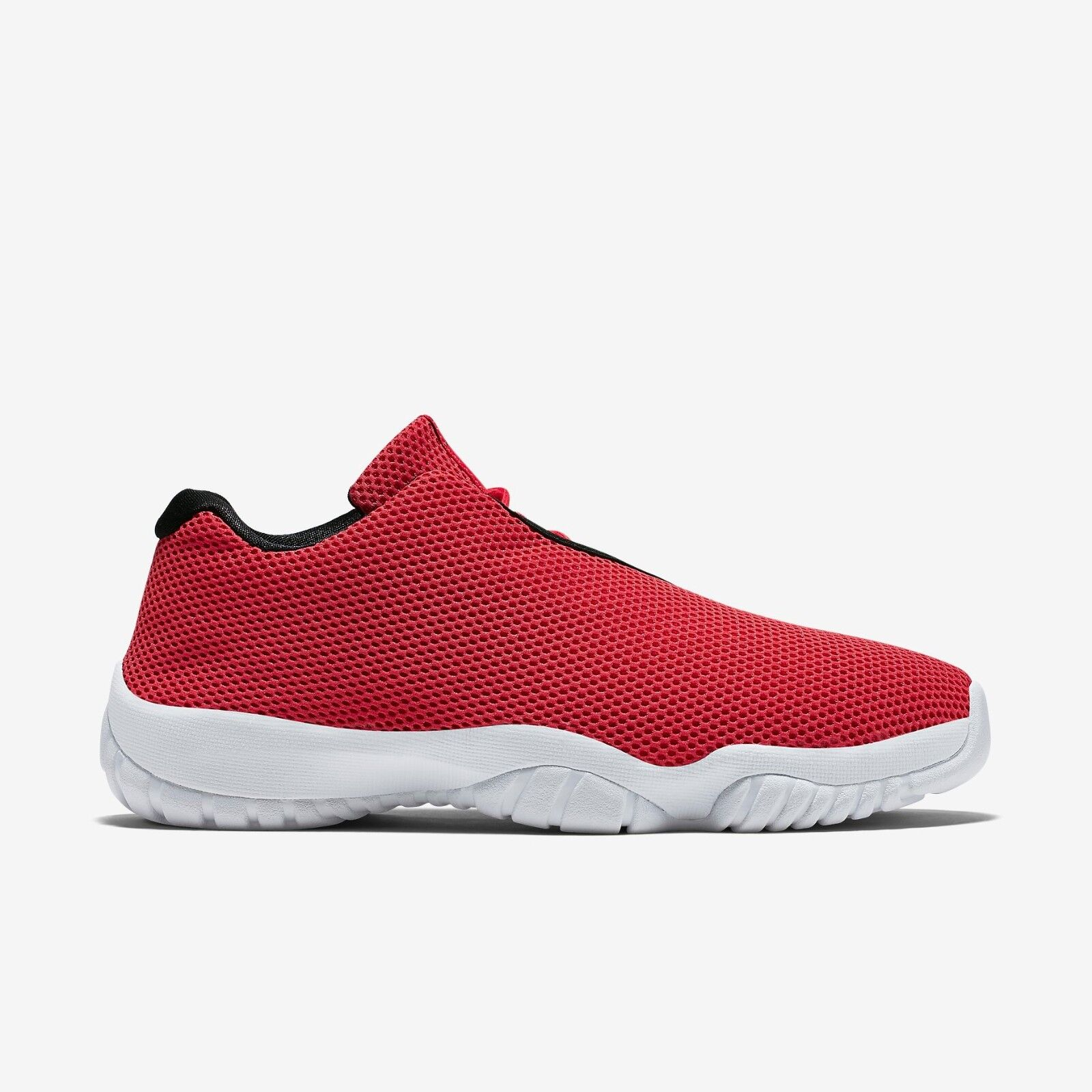 New Men&#039;s Air Jordan Future Low Shoes (718948-600)  University Red/White/Blac<wbr/>k