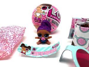 LOL Surprise Lil Suite Princess Doll Under Wraps Eye Spy Series 4 Little Sisters