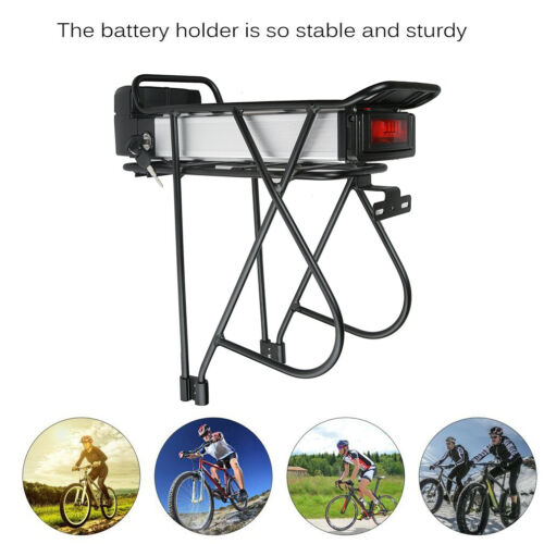 E-Bike Fahrrad Akku 36V Li-ion Batterie eBike Pedelec Prophete mit Ladegerät NEU