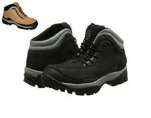 d0dd6647166 Details about MENS SAFETY BOOTS GROUNDWORK GR386 STEEL TOE LIGHTWEIGHT ANTI  SLIP LEATHER