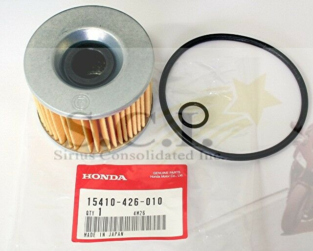 HONDA CB400F CB500 CB550 CB750 CB900 CBX GL1000 GL1100 GL1200 OEM OIL FILTER