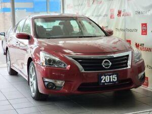 2015 Nissan Altima 2.5 SV |CAMERA|HEATED SEATS|SUNROOF|
