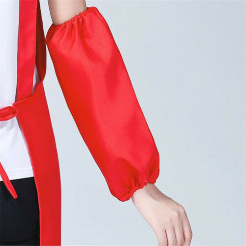 Waterproof Oversleeves Arm Sleeves Cover Sleevelets Cuff for Cleaning Cleaner FM
