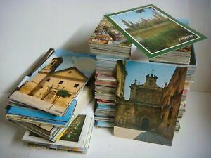 POSTALES LOTE DE 680 POSTALES NUEVAS SIN ESCRIBIR DE ESPAÑA (#)