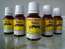 5 X TALA Ant Egg Oil 20 ML Organic HAIR REDUCEING