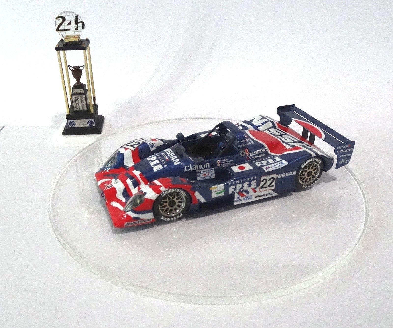 NISSAN R391  22 Le Mans 1999 Built Monté Kit 1/43 no spark MINICHAMPS