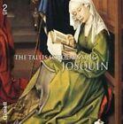 The Tallis Scholars Sing Josquin (CD, May-2006, 2 Discs, Gimell)