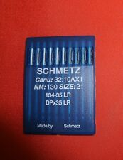 Schmetz-Rundkolbennadel 134-35LR, Nm 130