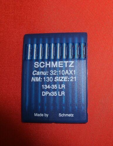 Schmetz-Rundkolbennadel 134-35LR Nm 130   ##