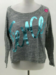 Justice plus girls FIERCE open back shirt top size 20 plus NEW E62